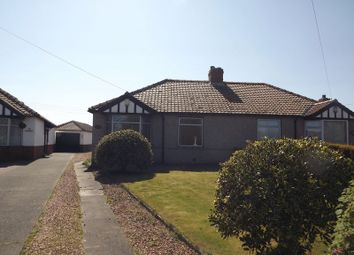 Thumbnail 2 bed semi-detached bungalow for sale in Lynemouth Road, Ellington, Morpeth