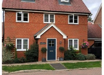 Thumbnail 4 bed detached house for sale in Kukri Gardens, Fleet
