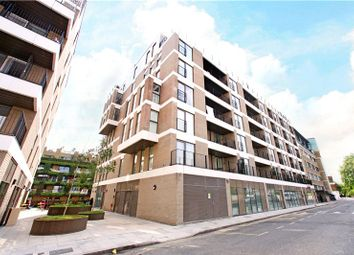 Thumbnail 1 bed flat for sale in Grand Canal Apartments, London