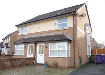 Thumbnail 3 bed semi-detached house to rent in Sparrow Hall Road, Walton, Liverpool