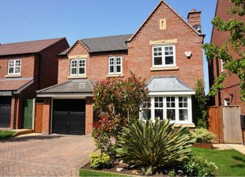 Thumbnail 4 bed detached house for sale in Jarrett Walk, Telford