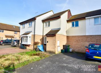 Thumbnail 2 bed terraced house for sale in Jacksons Drive, Cheshunt, West Cheshunt, Hertfordshire
