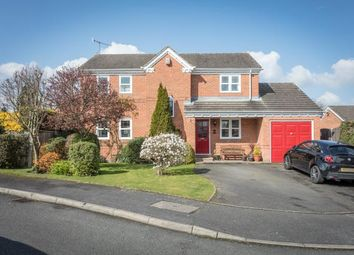 Thumbnail 4 bed detached house for sale in Clifford Close, Chesterfield