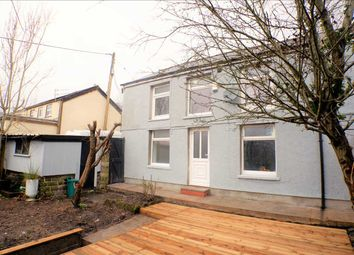 Thumbnail 2 bed semi-detached house for sale in Llewellyn Terrace, Llwynypia, Tonypandy