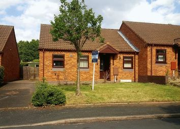 Thumbnail 2 bed semi-detached bungalow to rent in Teme Avenue, Wellington, Telford