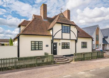 Little Yeldham, Halstead, Essex CO9. 4 bed detached house for sale