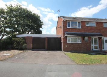 Thumbnail 3 bed semi-detached house for sale in Ferness Road, Hinckley