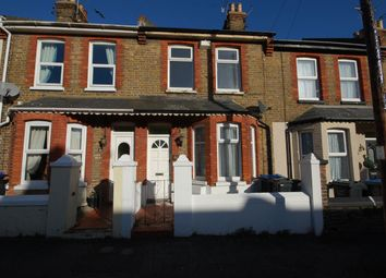 Thumbnail 2 bed terraced house for sale in St. Patricks Road, Ramsgate