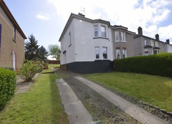 Thumbnail 3 bed semi-detached house for sale in Kingsland Drive, Glasgow