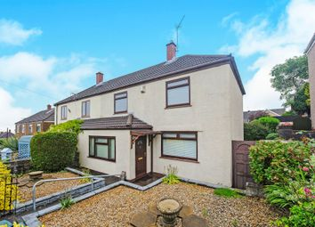 Thumbnail 3 bed semi-detached house for sale in Colwyn Avenue, Winch Wen, Swansea