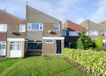 Thumbnail 4 bed town house for sale in Foston Drive, Chesterfield