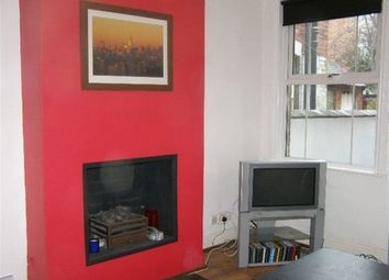 Thumbnail 2 bed terraced house to rent in Welford Road, Leicester