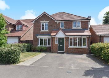 Thumbnail 4 bed detached house for sale in Hertford Close, Croxley Green, Rickmansworth