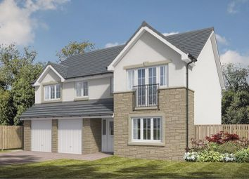 Thumbnail 5 bed detached house for sale in Off Airbles Road, Motherwell
