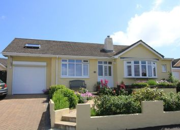 Thumbnail 3 bed detached bungalow for sale in Beech Drive, Ipplepen, Newton Abbot
