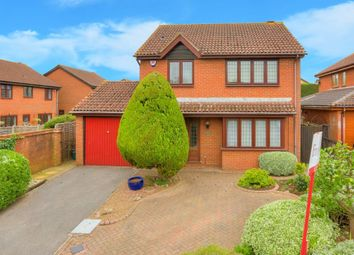 Thumbnail 3 bed detached house for sale in Langham Close, St. Albans