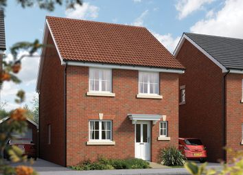 "Thumbnail 4 bedroom detached house for sale in ""The Salisbury"" at Harbour Road, Seaton"