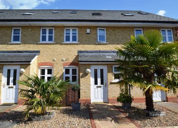 Thumbnail 3 bed terraced house to rent in St. James Close, Epsom
