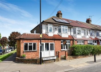 Thumbnail 3 bed end terrace house to rent in Tottenhall Road, Palmers Green, London