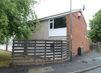 Thumbnail 1 bed flat for sale in Lerwick Close, Clifton, Nottingham