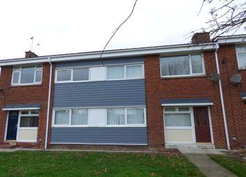 Thumbnail 1 bed flat for sale in Canterbury Close, Ashington