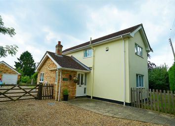 Thumbnail 4 bed detached house for sale in Orby, Spilsby, Lincolnshire