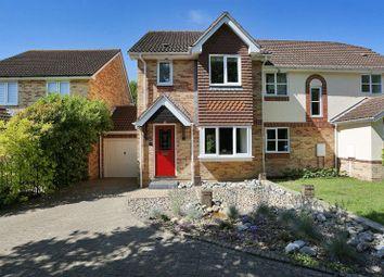 Thumbnail 2 bed semi-detached house for sale in Skylark View, Horsham