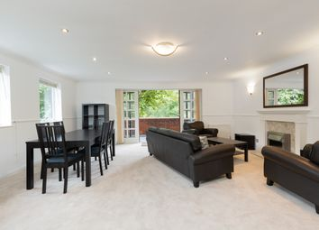 Thumbnail 3 bed flat to rent in The Clockhouse, Windmill Road, Wimbledon, London