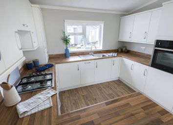 Thumbnail 2 bed property for sale in Limit Home Park, Site Office, Hertfordshire