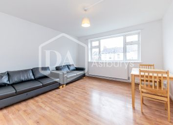 Thumbnail 4 bed flat to rent in Newnham Road, Hornsey, Woodgreen