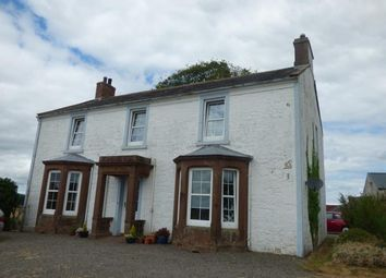 Thumbnail 3 bed detached house to rent in Tinwald Parks Farmhouse, Tinwald, Dumfries