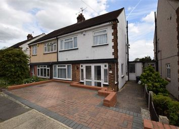Thumbnail 3 bed semi-detached house for sale in Aintree Grove, Upminster, Essex