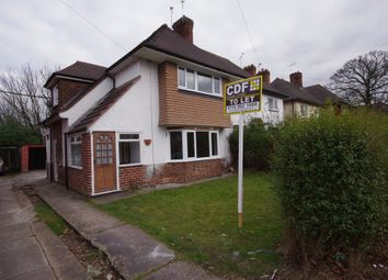 Thumbnail 3 bedroom semi-detached house to rent in Boundary Road, Beeston