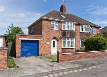 Thumbnail 4 bedroom semi-detached house to rent in Hyrst Grove, Heworth Green, York