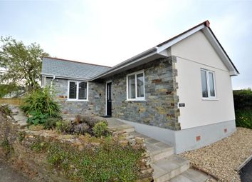 Thumbnail 2 bed detached bungalow for sale in Zaggy Lane, Callington, Cornwall