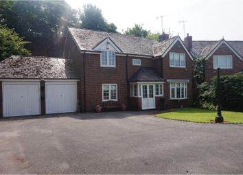 Thumbnail 6 bed detached house for sale in The Old Quarry, Liverpool