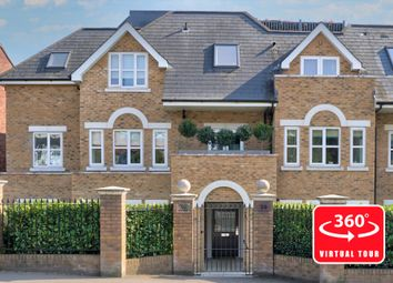Thumbnail 3 bed flat for sale in Slades Hill, Enfield