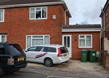 Thumbnail 4 bed semi-detached house to rent in Cambridge Road, Southampton, Hampshire SO146Us