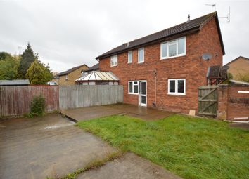 Thumbnail 1 bed semi-detached house for sale in Wavell Close, Yate