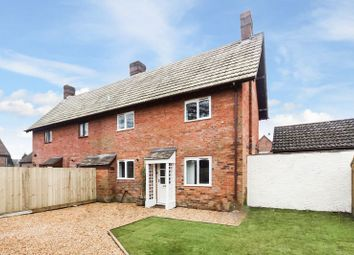3 bed semi-detached house for sale in Wareham Road, Corfe Mullen, Wimborne BH21