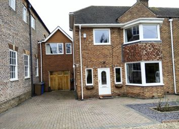 Thumbnail 4 bed semi-detached house to rent in Turners Lane, North Ferriby