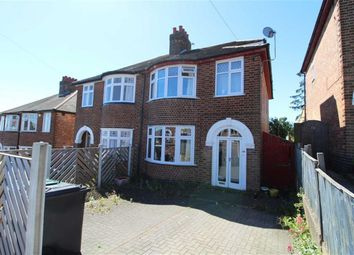 Thumbnail 4 bed semi-detached house for sale in Prospect Road, Carlton, Nottingham