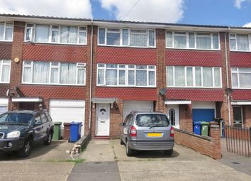 Thumbnail 3 bed town house for sale in Portsea Road, Tilbury