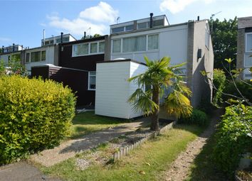 Thumbnail 3 bed end terrace house for sale in Daniells, Welwyn Garden City, Hertfordshire