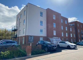 Thumbnail 2 bed flat for sale in Lett Lane, Ebbsfleet Valley, Swanscombe