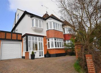 Thumbnail 5 bedroom semi-detached house for sale in The Crossways, Westcliff-On-Sea, Essex