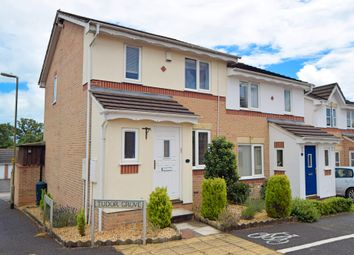 Thumbnail 3 bed semi-detached house for sale in Tudor Grove, Culllompton