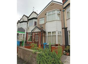 Thumbnail 4 bedroom terraced house for sale in Delaunays Road, Manchester