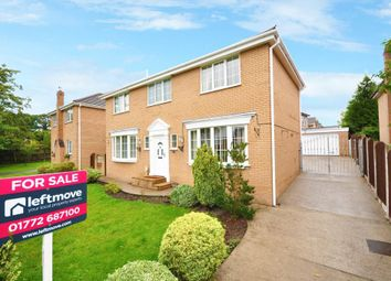 Thumbnail 5 bed detached house for sale in Scale Hall Lane, Newton, Preston, Lancashire