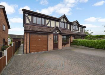 Thumbnail 4 bed detached house for sale in Charmouth Close, Birches Head, Stoke-On-Trent